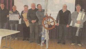 Lanvéoc, les Crocos de l'Élorn, Roscoff et Saint Pol récompensés