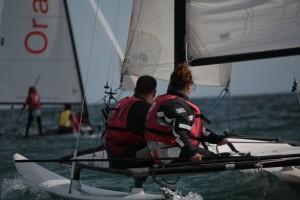 Balade catamaran