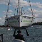 Réception du nouveau bateau collectif : Echo 90