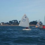 Régate D3 du 23 mars 2013 : optimists, planches, catamarans et dériveurs