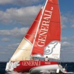 Rencontre avec Nicolas Lunven, skipper Generali