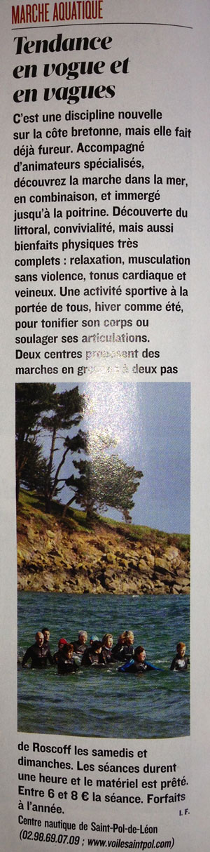 Article du Figaro Magazine