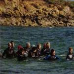 Marche aquatique : tendance en vogue et en vagues