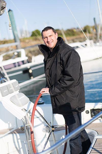Xavier Bourhis, partenaire du Tourduf
