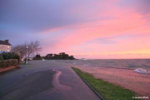 Avenue de la Mer le 3 février à 8h35