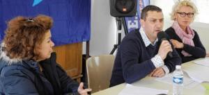 Xavier Bourhis s'est félicité de la bonne santé du club