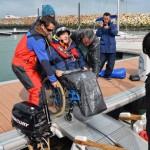 Voile handicap : un test concluant