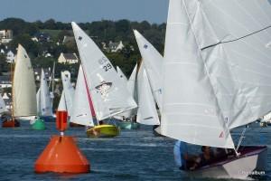 Régate cormorans, caravelles, croiseurs, cat-boat, sarbacanes, Open 5.7