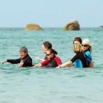 Sondage pour les pratiquants de la marche aquatique