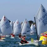 Résultats du Championnat du Finistère D2 Optimists 2014-2015